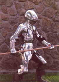 15th Century Medieval Italian Milanese Armor