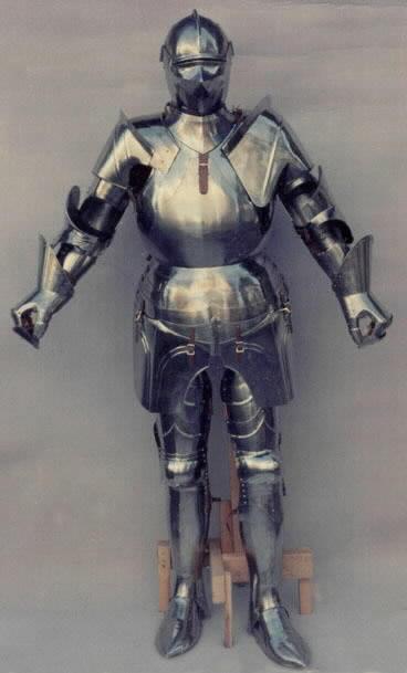 15th. Century Italian Full Front