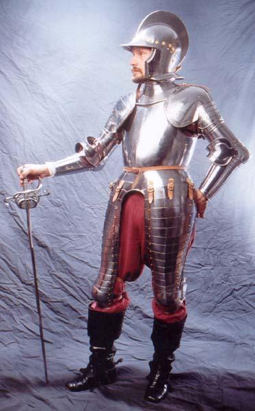 Elizabethan Armor