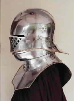 A 79 german gothic sallet helmet