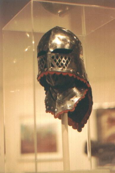 Fantasy Medieval Armor Helmet