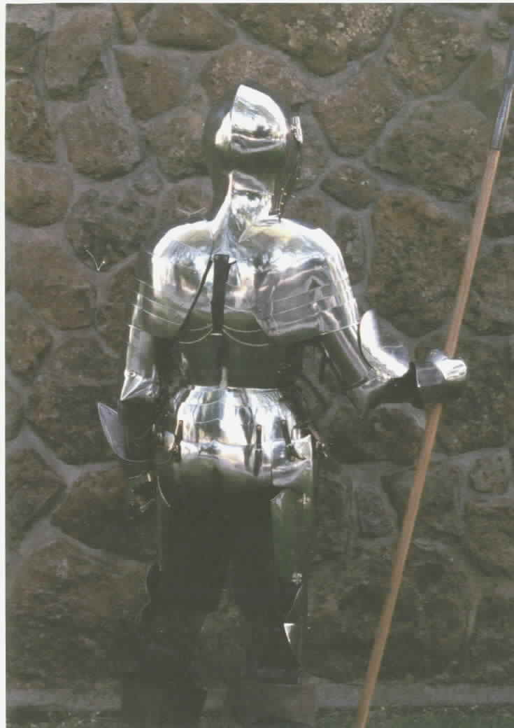 15th. Century Italian Knee
