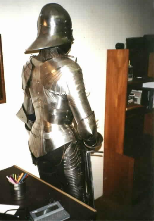 german gothic full armour