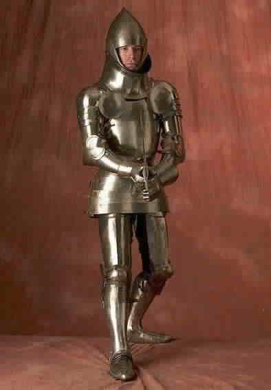 15th century Italian Leg