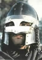 16th Century Close Helm